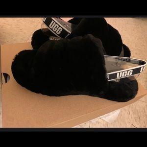 Ugg slippers women size 6